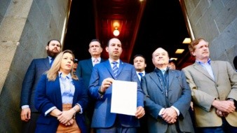 Marko Cortés, presidente nacional del PAN, promovió un recurso legal.