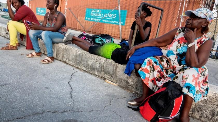 Bahamas está preocupado ante la posibilidad de aumento de suicidios tras 'Dorian'(EFE)