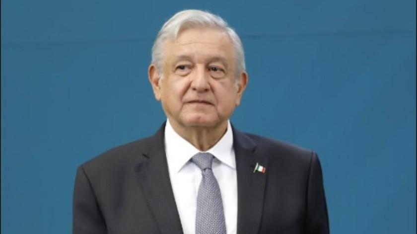Andrés Manuel López Obrador, presidente de México.(Archivo GH)