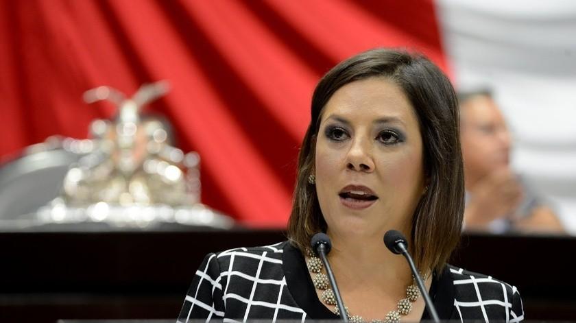 Exige Gina Cruz renuncia de Alfonso Durazo(Archivo)