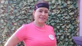 Con sonrisa por delante venció al cáncer de mama