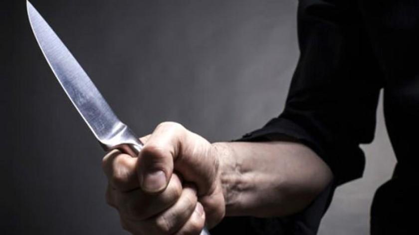 Un menor de 17 años atacó a su padre con un arma blanca, en la colonia Villas del Real.(Banco Digital)