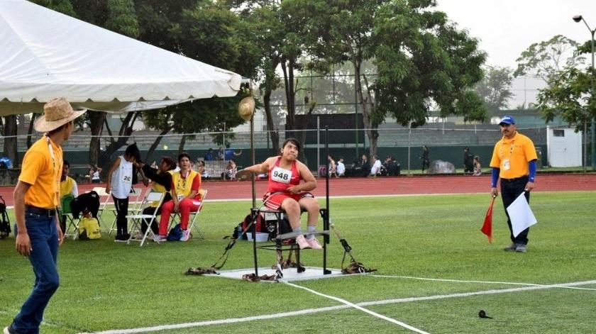Angela Carreón ganó uno de los tres bronces de la jornada.(Cortesía)