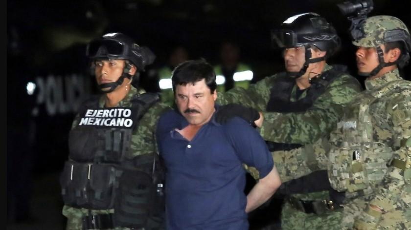 """Abogados dijeron que """"El Chapo"""" ya estaba enterado de lo ocurrido con su hijo Ovidio Guzmán."""
