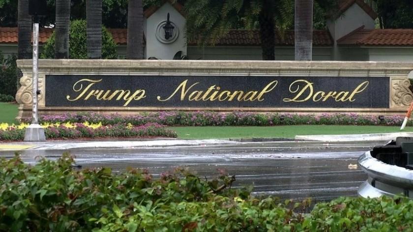 Tras críticas cancela Trump celebrar Cumbre G-7 en su club de golf en Miami(AP)