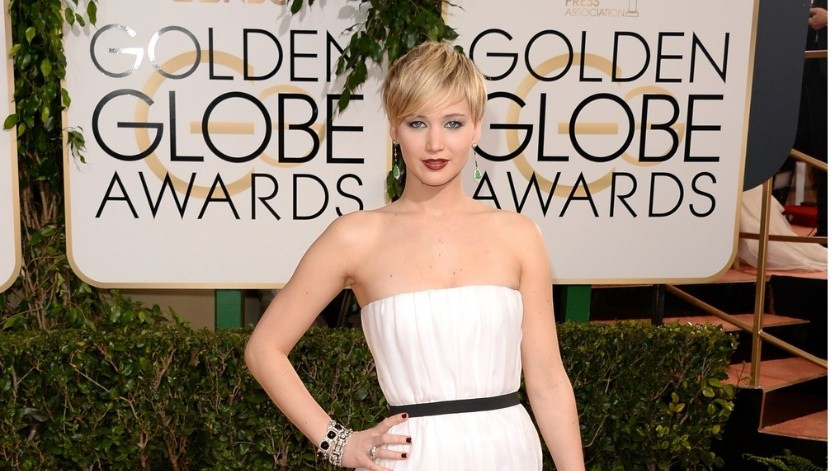 Jennifer Lawrence(Agencia Reforma)