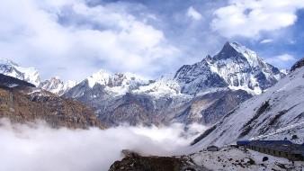 Muere montañero español en el Himalaya