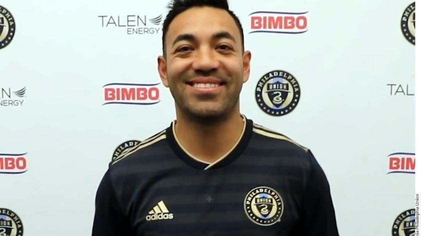 """Con golazo, Marco Fabián pone a su equipo en """"semis"""" de la MLS(GH)"""