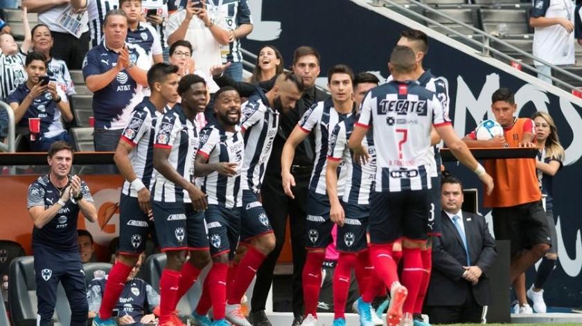 """""""Tigres cu..., mie.. del mundo entero"""": Rayados le canta a su rival(EFE)"""