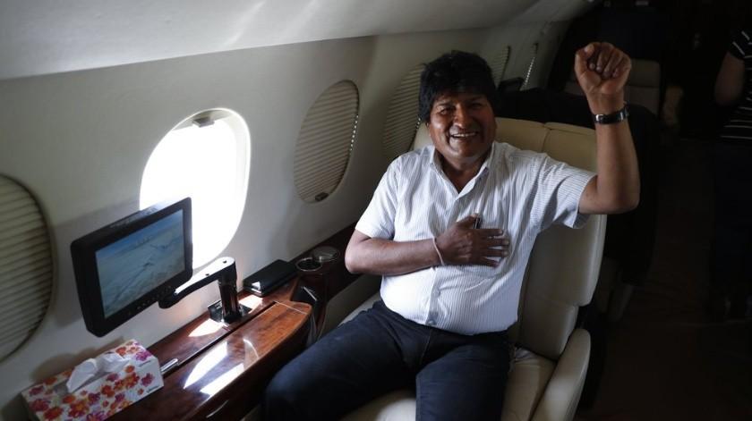 La figura de la segunda vuelta electoral fue introducida en la normativa boliviana con la nueva Constitución que Morales promulgó en 2009.(AP)