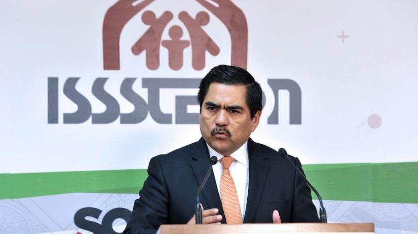 Pedro Ángel Contreras López, director del instituto.