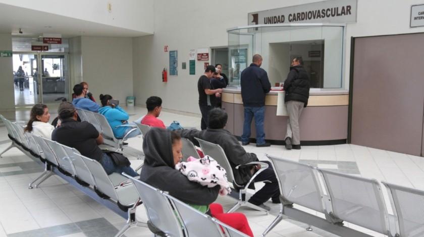 En citas y cirugías la espera se ha reducido de seis a cuatro meses, señala Morales Riubí.