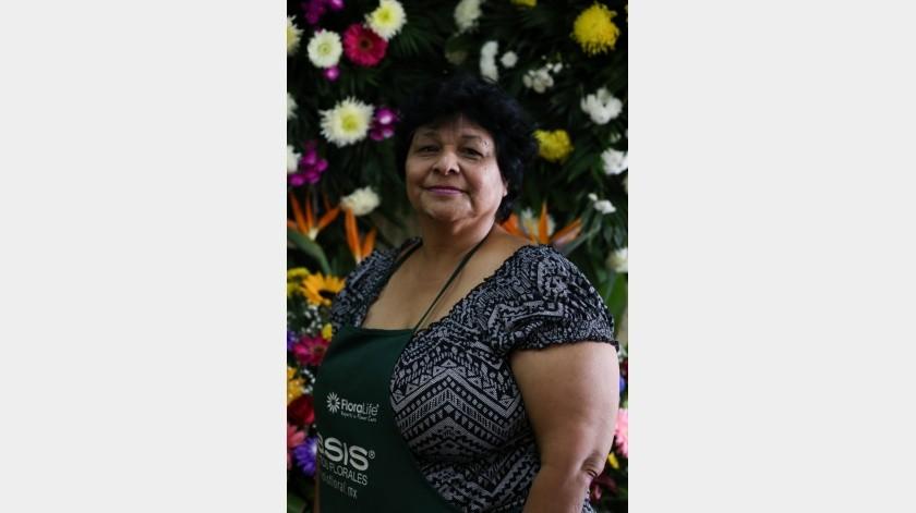 Florerías esperan buena venta este Día de muertos(Daniel Resendiz)