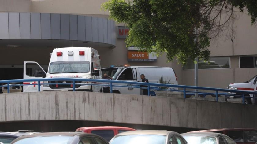 El hombre falleció ayer en las instalaciones del Hospital General.