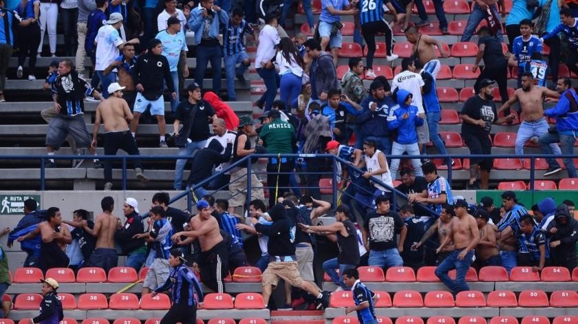 Seguridad Pública en San Luis confirmó que no hubo muertos tras pelea(Twitter)