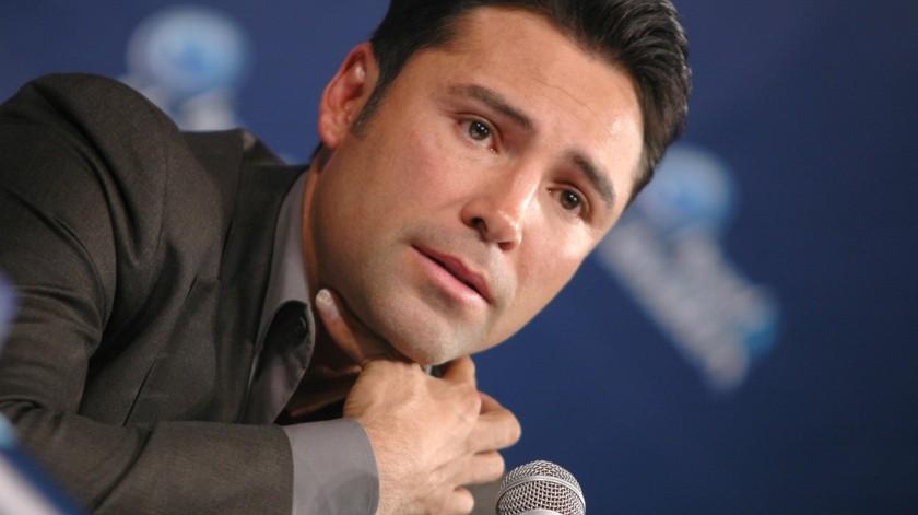 Demandan a Óscar de la Hoya por agresión sexual y violencia de género.(Agencia México)