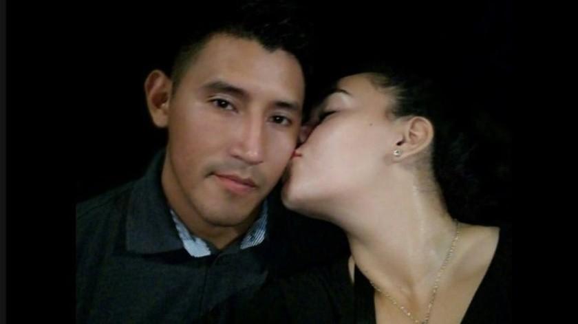 Cinthia Rodríguez escribió una conmovedora carta de despedida para su novio Freddy, un elemento de la Guardia Nacional que murió en las balaceras registradas en Culiacán.