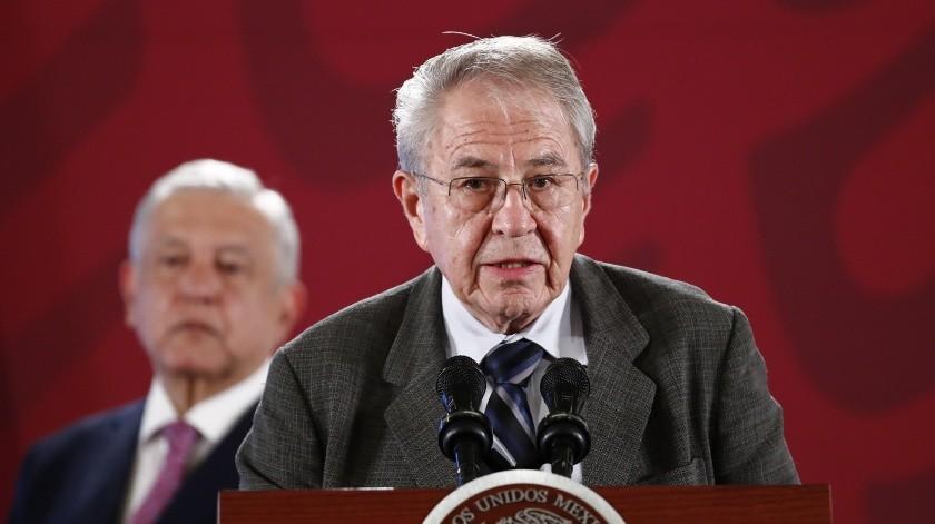 Jorge Alcocer Varela(EFE)