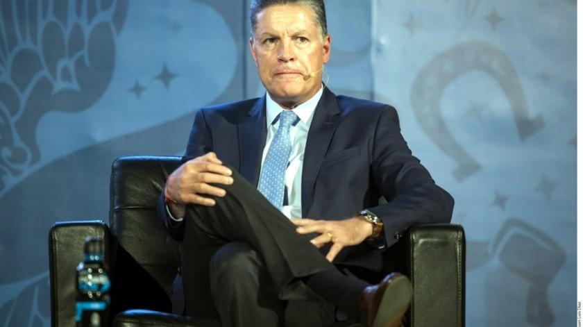 Circulan primeras fotos de Ricardo Peláez en Chivas(GH)