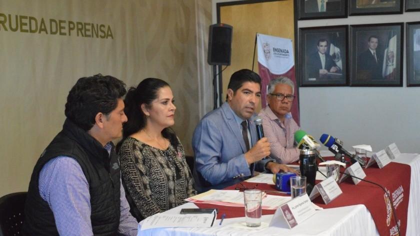 El Gobierno de Ensenada inició con un cuarto turno para mejorar el sistema de recolección de basura en la zona urbana, informó el director de Servicios Públicos Municipales, Francisco González Revilla.(Cortesía)