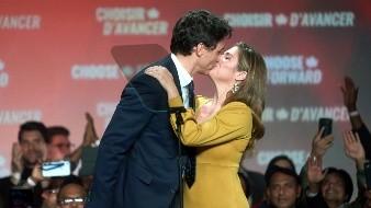 Justin Trudeau gana las elecciones en Canadá