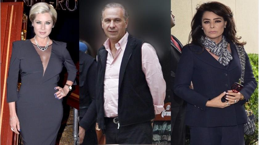 Leticia Calderón se sinceró durante una entrevista para el programa Despierta América y reveló que a pesar de que Juan Collado, padre de sus hijos, la abandonó por Yadhira Carrillo, meses después sostuvieron encuentros a escondidas de la actriz.