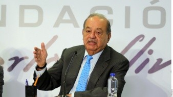 El Grupo Carso, del magnate mexicano Carlos Slim, informó este martes que su subsidiaria Operadora Cicsa obtuvo un contrato de la compañía estatal Petróleos Mexicanos.