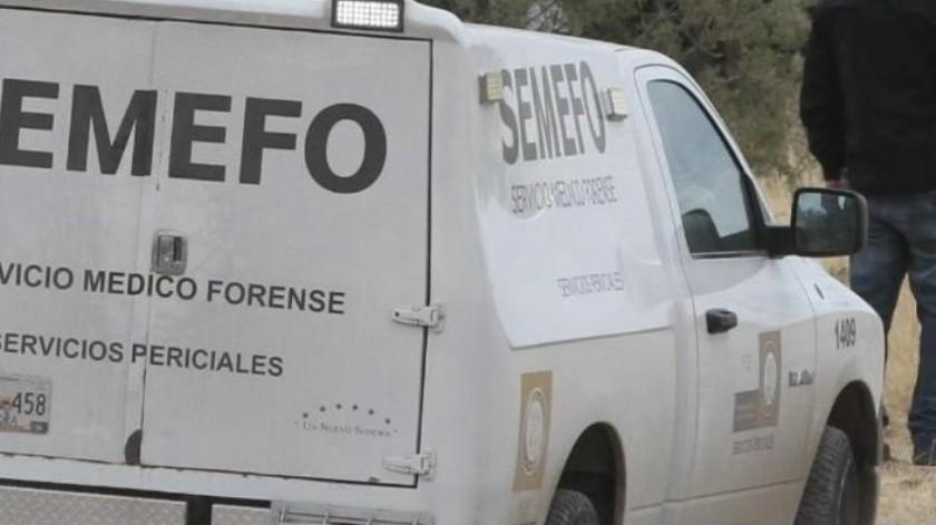El hombre murió tras un choque registrado en la carretera Hermosillo-Nogales.