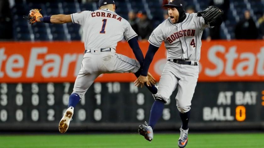 Serie Mundial: Lo que debes saber del Astros vs Nacionales(AP)