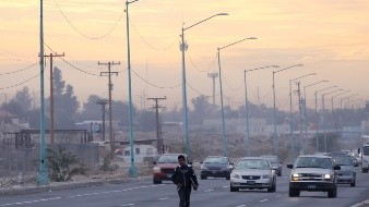 Mexicalenses respiran aire altamente contaminado