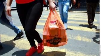 A partir del 01 de enero, inicia el fin de bolsas de plástico en el súper