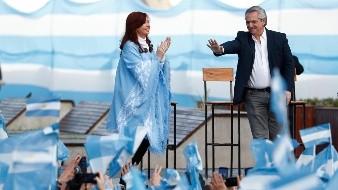 """""""Nunca más neoliberalismo"""": Proclaman los Fernández en cierre de campaña"""