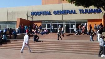 Podrían subir las atenciones en el Hospital General de Tijuana.