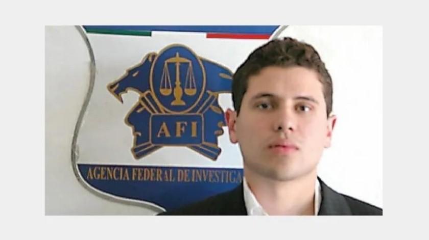 """Iván Archivaldo, hijo de """"El Chapo"""" Guzmán.(Archivo.)"""
