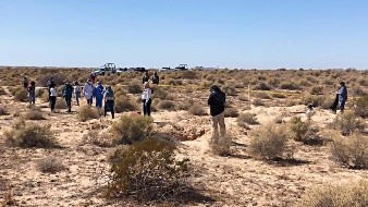 Buscadoras encuentran 14 osamentas más; suman 27, según Fiscalía