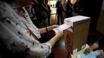 Argentinos comienzan a votar en las elecciones presidenciales