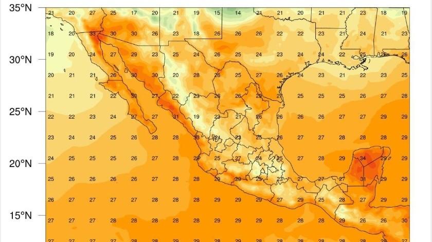 La condición Santa Ana con vientos fuertes, regresarán a partir del domingo en la noche y permanecerán todo el lunes 28 de octubre, informó la Unidad Municipal de Protección Civil del XXIII Ayuntamiento de Ensenada, a cargo de Armando Ayala Robles.(Cortesía)