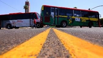 Señalan mexicalenses beneficios al no pagar trasbordo