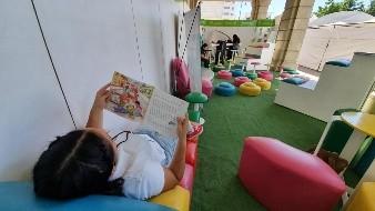 Feria del Libro trae diversión a los niños