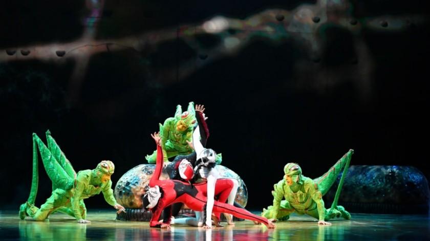 Cirque du Soleil regresa a San Diego.(Cortesía)
