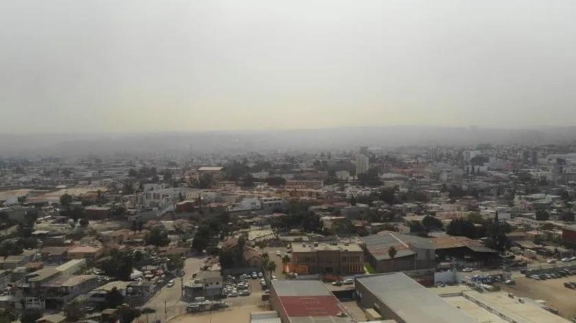 Con el paso de los años cada vez será más común tener climas que dejen en vulnerabilidad a la ciudad de Tijuana, pronóstico el vicepresidente de gestión ambiental en la Cámara Nacional de Comercio (Canaco) de Tijuana.(Cortesía)