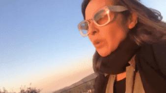 Kate del Castillo se une a los famosos que han sido evacuados de sus hogares debido al fuerte incendio que se está registrando en Los Ángeles, California.Kate del Castillo se une a los famosos que han sido evacuados de sus hogares debido al fuerte incendio que se está registrando en Los Ángeles, California.