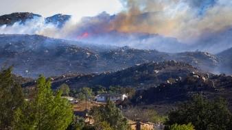 Se han quemado 10 mil 880 hectáreas de sierra en seis días