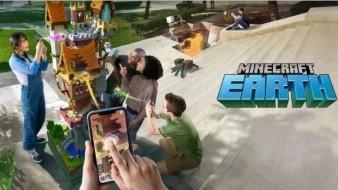 Ya puedes jugar 'Minecraft Earth' en México