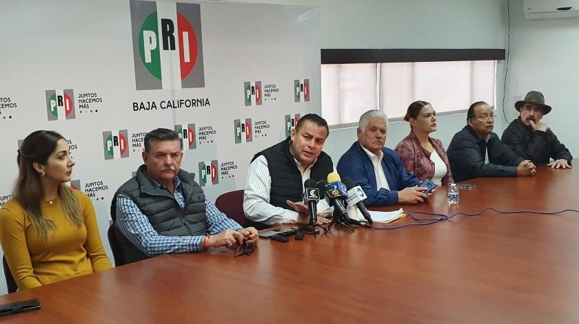 Tendrá PRI nuevo dirigente en diciembre(Andrea Jiménez)