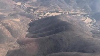 La Coordinación Nacional de Protección Civil informa que los incendios de Baja California están controlados y liquidados al 100 por ciento, según el último reporte de CONAFOR.