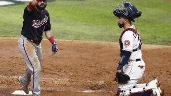 Nacionales forzan juego 7 y empatan Serie Mundialk vs Astros
