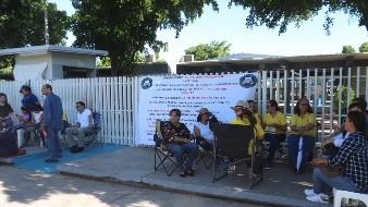 Preparan paro laboral en Cobach; exigen aumento salarial