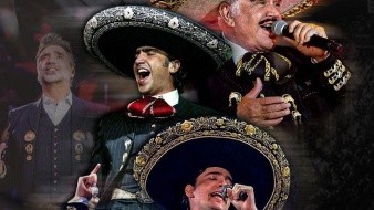 Vicente Fernández no está en los escenarios de 2016.