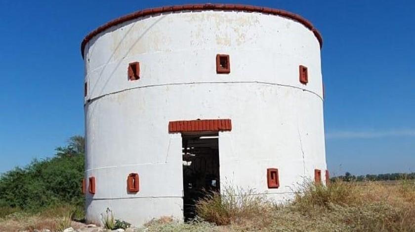 """""""Atacan"""" vándalos el fortín Mayo de San Ignacio"""